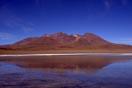 Berg See Spiegelung