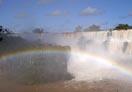 Wasserfall Regenbogen